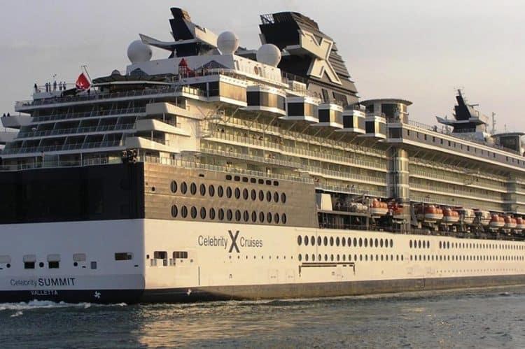 Celebrity Summit Southern Caribbean Cruise - YouTube