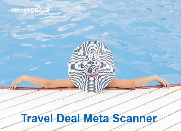 Secret Travel Deals
