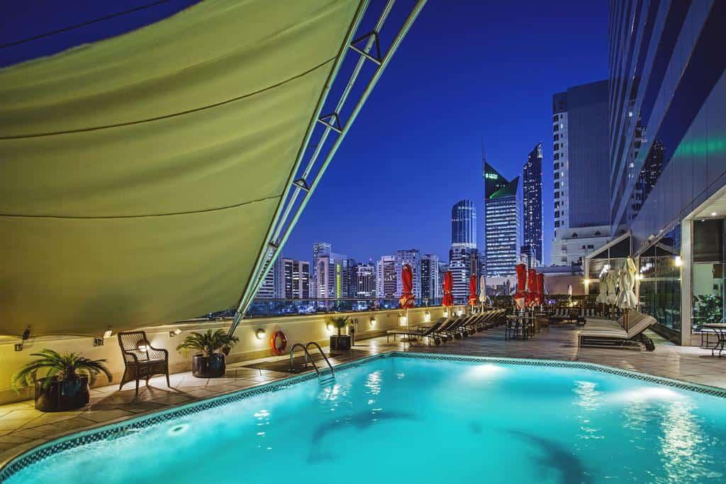 Abu Dhabi  Star Hotels List