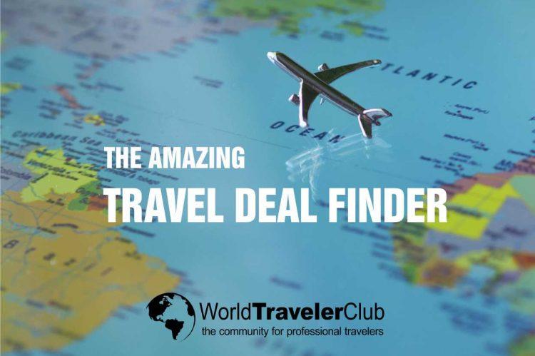 travel deal finder