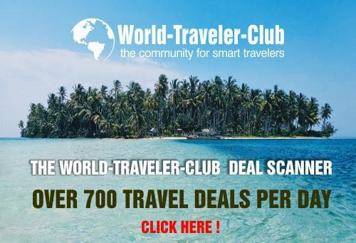 World-Traveler-Club Travel Deal Scanner