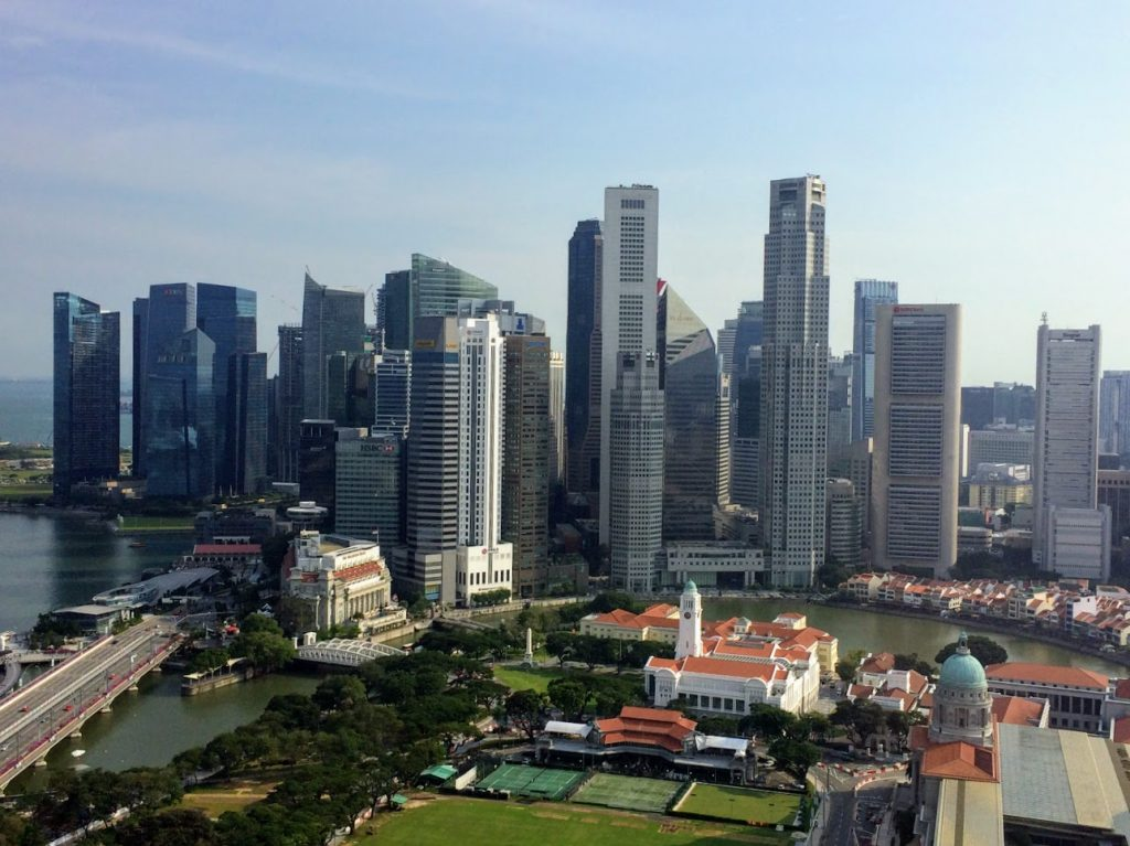 Singapore flight deals