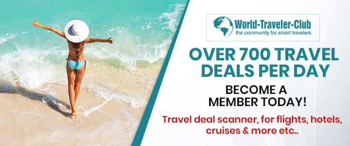 World-Traveler-Club - Travel Deals