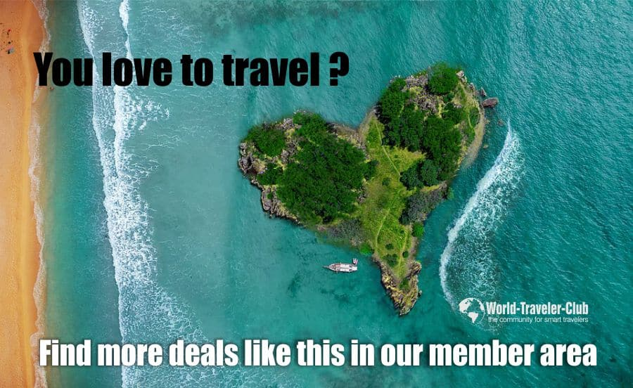 World-Traveler-Club - Become a Member