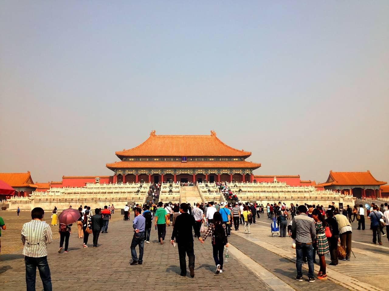 Bejing China - world traveler club