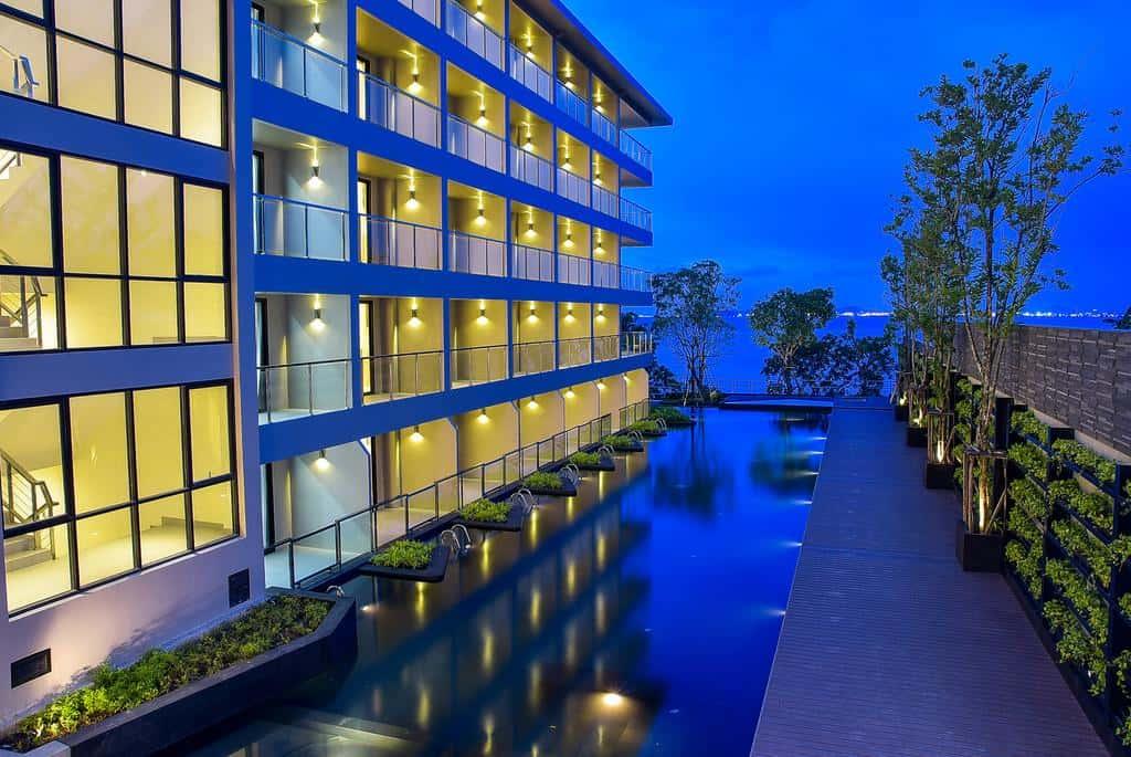 Golden Tulip Pattaya Beach Resort1