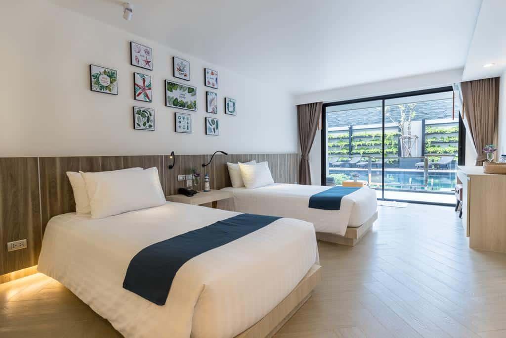 Golden Tulip Pattaya Beach Resort5