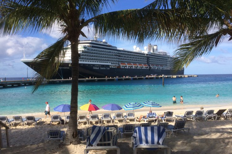 Holland American Line Cruise Ship