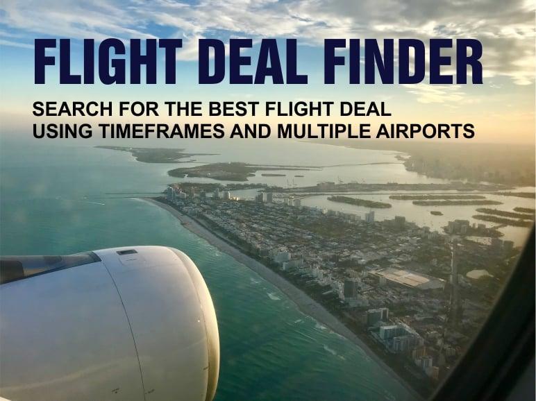 Flight Deal Finder