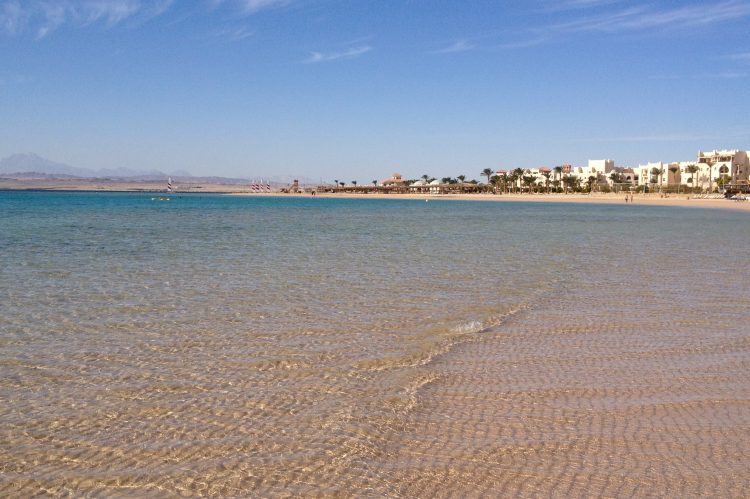 Hurghada Egypt Red Sea