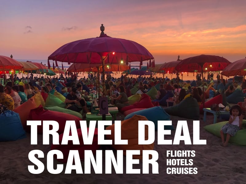Travel Deals Scanners