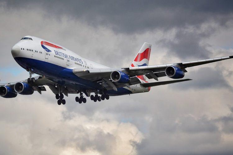 British Airways Flight Deal