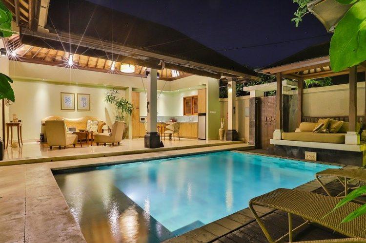 Villa Rental Booking