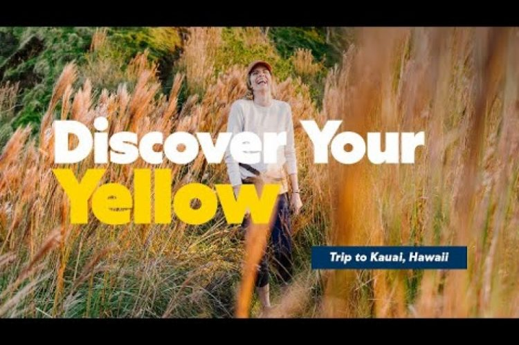 Discover Your Yellow: Trip to Kauai, Hawaii | Expedia