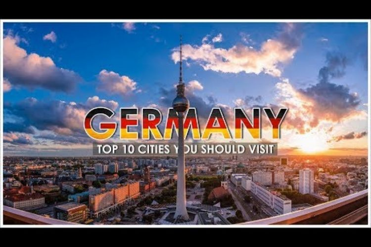Germany Travel Guide | Top 10 German Cities You Should Visit | Deutschland