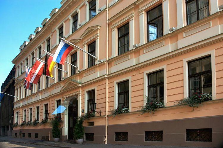 Riga Grand Palace Hotel